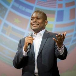 Speaker Amos Balongo - Leadership Expert & Motivational Speaker