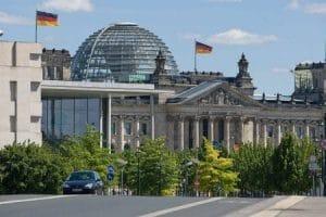 Reichstag - ©visitBerlin